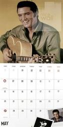 Elvis presley limited edition - kalendarz 2013