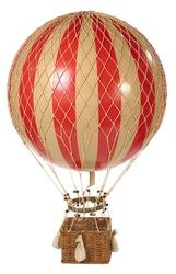 Authentic models balon jules verne, czerwony ap168r
