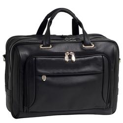 Skórzana torba biznesowa na laptopa 15,4 mcklein west loop 44575