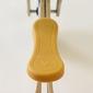 Nakładka na siodełko do rowerka wishbone bike żółta