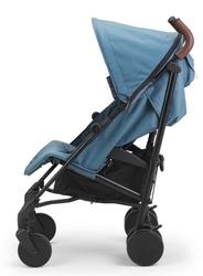 Elodie details - wózek spacerowy stockholm stroller 3.0 pretty petrol - pretty petrol