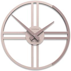 Zegar ścienny Gaston CalleaDesign śliwkowy, różowy 10-016-34