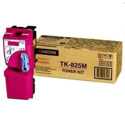 Toner Oryginalny Kyocera TK-825M TK-825M Purpurowy - DARMOWA DOSTAWA w 24h