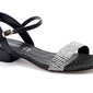 Sandały monnari but0250-m20 czarny