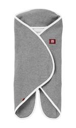 Rożek-otulacz red castle babynomade double fleece - greywhite 6-12mc.