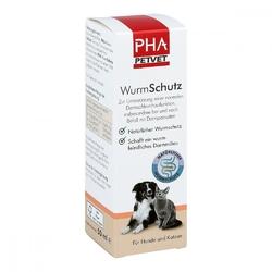 Pha wurm schutz flüssig für hunde katzen