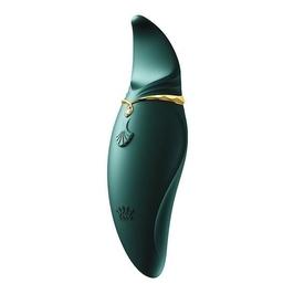 Masażer - zalo hero g-spot pulsewave vibrator jewel green