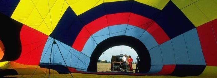Wyprawa balonem dla grupy przyjaciół - trójmiasto - dla 4-5 osób