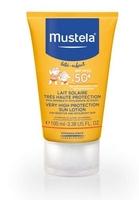 Mustela sun mleczko przeciwsłoneczne bardzo wysoka ochrona spf50+ 100ml