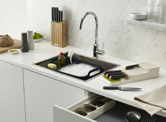 Wkład do szuflady do przechowywania noży kuchennych drawerstore joseph joseph 85142