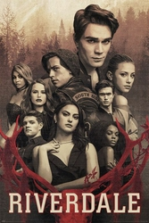 Riverdale Let the Game Begin - plakat