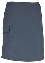 Spódnico-spodnie, dł. przed kolano bonprix nocny niebieski