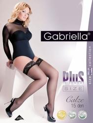 Pończochy gabriella plus size 164 5-6 15 den