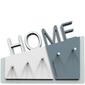 Wieszak na klucze Home CalleaDesign niebieski  biały 18-001-44