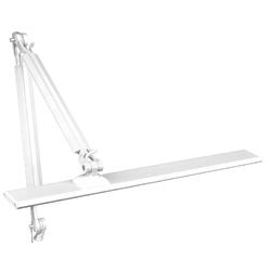 Lampa na biurko warsztatowa white
