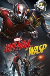 Ant-man i osa, dynamic - plakat