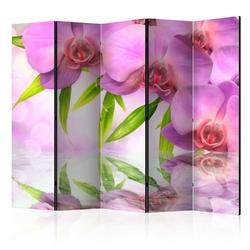 Parawan 5-częściowy - orchidea spa ii room dividers