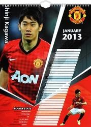 Manchester united - kalendarz 2013