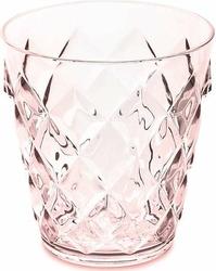 Kubek Crystal S różowy kwarc