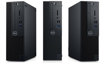 Dell Komputer Optiplex 3070 SFF W10Pro i3-91004GB1TBIntel UHD 630DVD RWKB216  MS1163Y NBD