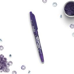 Pióro kulkowe frixion ball wymazywalne fioletowe