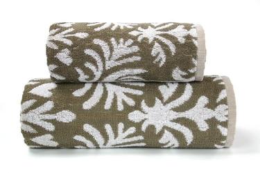 Ręcznik kelly frotex beżowy 50 x 100
