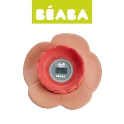 Termometr kąpielowy beaba lotus - nudecoral