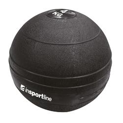 Piłka slam ball 4 kg - insportline - 4 kg