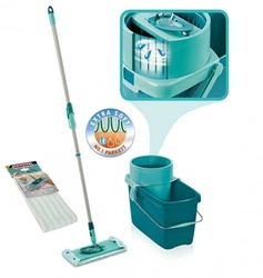 Mop płaski leifheit clean twist m 52014 + gratis