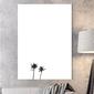 Obraz na płótnie - minimal palms , wymiary - 115cm x 170cm