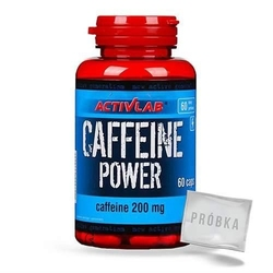 Activlab caffeine power 60k + losowa próbka