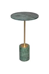Dutchbone stolik gunnar zielony 2300142