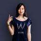 Wzorro do naśladowania t-shirt damski granatowy xxl