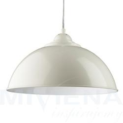 Fusion lampa wisząca kremowy