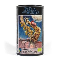 Pizca del mundo | mzuzu czekolada do picia - naturalna 250g | organic - fairtrade