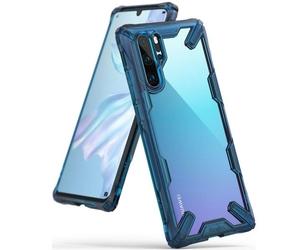 Etui ringke fusion x do huawei p30 pro space blue - niebieski