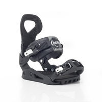 Wiązania snowboardowe drake queen black 2020
