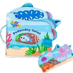 Książeczka podwodny świat jolly baby