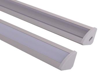 Profil aluminiowy nieanodowany - M31na
