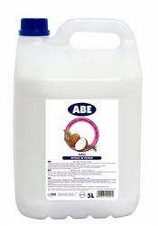 Abe, kokos z wyciągiem z migdałów, mydło w płynie, 5l