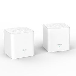 Domowy system wi-fi tenda mesh nova mw3 2-pack - szybka dostawa lub możliwość odbioru w 39 miastach