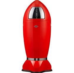 Kosz na śmieci do kina czerwony SpaceBoy 35 litrów Wesco 138631-02