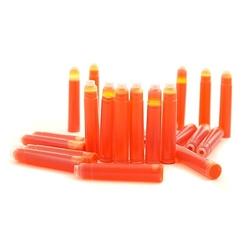 Naboje do pióra cresco 25 szt. - pomarańczowy - pomarańczowy