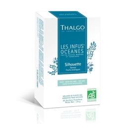 thalgo les infus oceanes bio silhouette organiczna herbata wspomagająca odchudzanie 20 szt