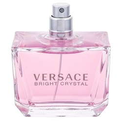Versace bright crystal perfumy damskie - woda toaletowa 90ml flakon