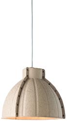 Goodmojo lampa wisząca yellowstone masa papierowa 40x37cm okrągły, naturalny yellowstonehn