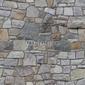 Obraz na płótnie canvas dwuczęściowy dyptyk bezszwowa kamienna ściana tekstura 2