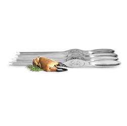 Komplet sztućców do skorupiaków 4 szt. Seafood Sagaform