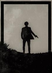 Dawn of heroes - sherlock holmes - plakat