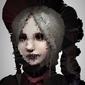 Polyamory - plain doll, bloodborne - plakat wymiar do wyboru: 40x50 cm